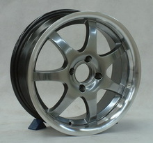 Hot sale 13 inch alloy aluminum wheel for racing car