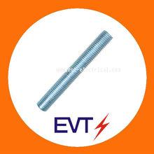 UL standard male steel threaded rod