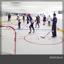 uhmwpe Hockey rink factory/synthetic ice rink panels/hockey skate rink board