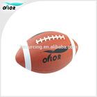 Wholesale Customized hotselling rubber mini American Footballs