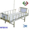 أرخص سرير المستشفى/ سرير المريض، اثنين من المستشفى دليل كرنك المعدات