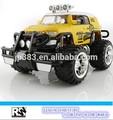 Scala 1:16 auto giocattolo di plastica