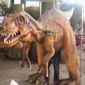 Erwachsene realistische t-rex dinosaurier kostüm