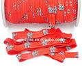pata de gallo rojo elefante alabama elástico de la cinta