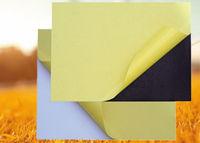 Self adhesive PVC sheet for photo album inner on sale