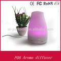cuarto de baño mini aroma ultrasonidos difusor de aroma ambientador de aire con luz led