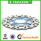 New Design Front Floating 260mm Motorcycle Brake Disc Rotors for BWS