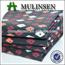 Mulinsen Textile Woven 40s Poplin with Spandex Chambray Cotton Fabrics
