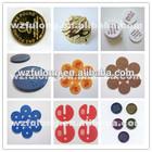 Promotional 2015 new plastic token chip tokens