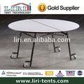 La promotion de nouvelles 1.8m table ronde pour le banquet