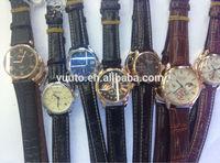 P011 Yuuto 2015 hot sale japan multi-style ranking watch