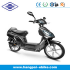 2014 cheap 48v battery powered motor scooter & beach electric scooter ( HP-E72)