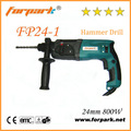 Hr2470/fp24-1 taladro de martillo herramienta de alimentación al por mayor