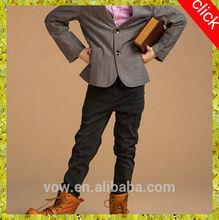 Hot slim latest designer children boys jeans,cool fashion black kids jeans pants, high quality lovely children boys jeans wear