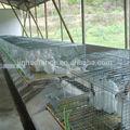 ingrosso 2014 piccolo esterno conigli saldati gabbia di rete metallica