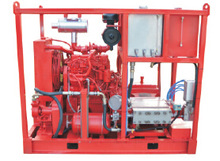 Tojet high pressure cleaner machine type and diesel fuel high pressure hydro-jet cleaning machine