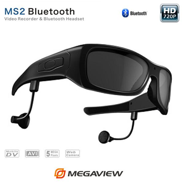 720p hd myopia digital camera eyewear v14