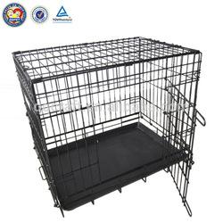 QQ04 wholesale fashion design metal cheap dog kennels