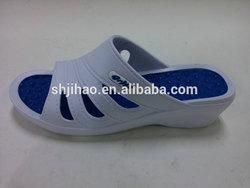 Factory wedge heels outdoor slipper summer beach water play flip flop 2014