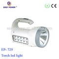 1 W recarregável pequeno led torch light lanterna em chinês Alibaba