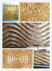 top quality and good price luxury golden/yellow capiz shell tiles