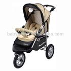 EN1888 aluminum frame european baby stroller