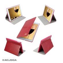 KAKUSIGA Professional PU leather case cover for ipad mini retina smart case