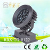 Factory CE/Rohs certified LED flood light 12W RGB