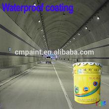 Construction project building/ tunnel/ bridge polyurethane waterproof paint