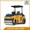 3T double wheel road roller