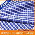 Mercerização 60s confira/camisa/stripe tecidos como chiffon tecido