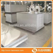 aluminium alloy plate 1060 3003 5005 5052 6061 8011