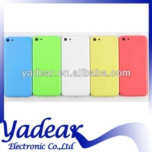 Wholesale price!!!China alibaba high quality replacement parts for iphone 5c back cover housing