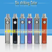 new battery e cigarette ego 650mah DIY-R ego passthrough battery