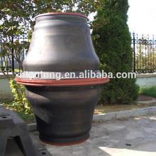 Dock rubber cone fender