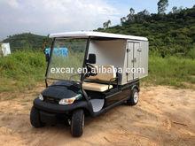 CE 4 seats construction vehicle