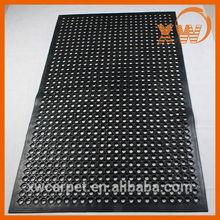hot sale anti slip rubber mat flooring for park
