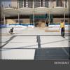 blade skating rink/ ice hockey puck/ plastic uhmw-pe sheet