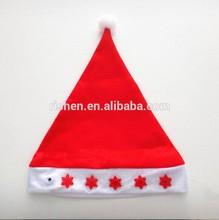 Xmas Decoration Cheap Non Woven Christmas hat