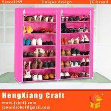 2 Doors Shoe Cabinet shoe holder