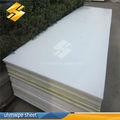 Resistente a desgaste de color hoja uhmwpe plástica negra fabricante de UHMWPE resistente a la corrosión hoja / panel / tabla plástica