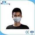 El hospital 3 capas desechable no- tejido de máscara de la cara