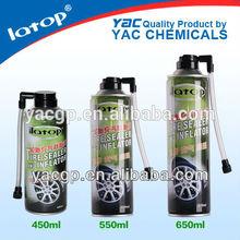 450 ml/550ml/650ml DIY instant tyre seal repair equipment wholesale made in China