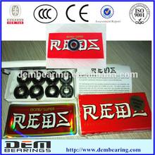 china skateboard bearing bones super reds