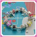 aa007 nueva llegada de joyería de perlas pulsera personalizada pulseras al por mayor