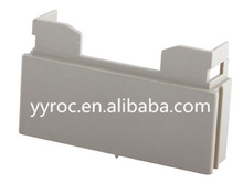 Injection rubber feet component for Trolley Case