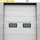 PU Insulated industrial door/Sectional Industrial Door CE certificated/ Industrial Door factory full of experience