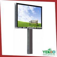 advertisement aluminum extrusions scrolling billboard