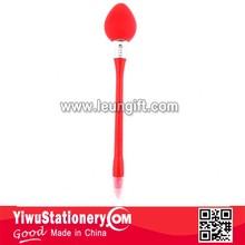 LED flashing gift easter egg pen
