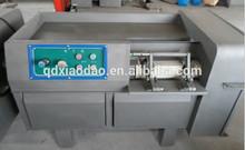 Good quality frozen chicken dicing machine, meat cutter machine, meat cube cutting machine